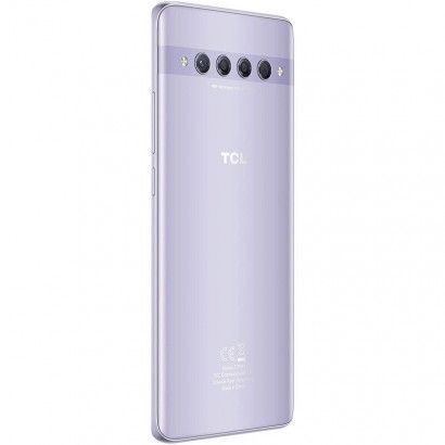 TCL 10 Plus Silver