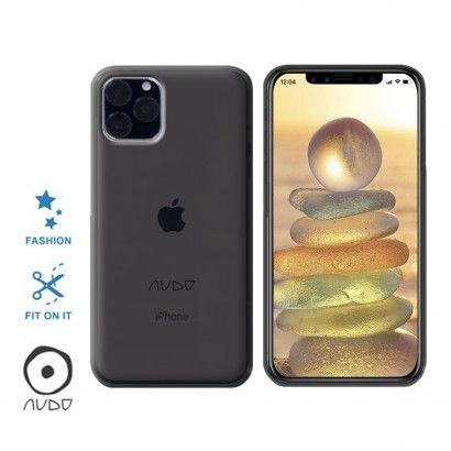Gel Cover Basic (Nero) per IPHONE 11 PRO (5.8)