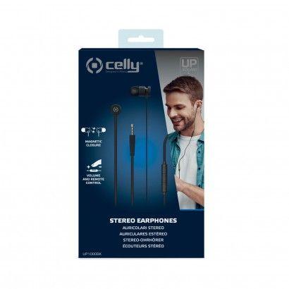 Stereo Earphones 3.5 mm Black