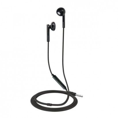 Stereo Ear 3.5mm Rc Black