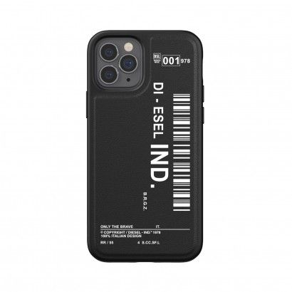 Diesel Core iPhone 12/12 Pro Black/White