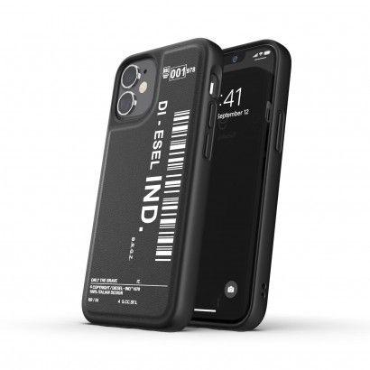 Diesel Core iPhone 12 Mini Black/White