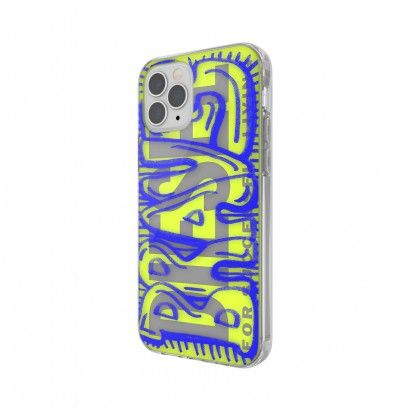 Diesel Clear AOP iPhone 12/12 Pro Blue