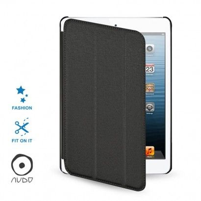 Book Case Fiber Stand (Nero) per IPAD MINI / MINI 2 / MINI 3
