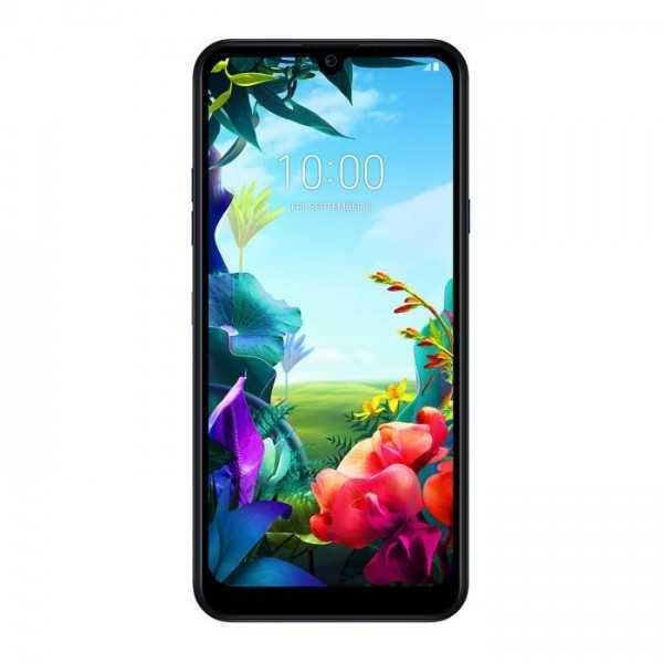 LG K40s - New Aurora Black - WindTre