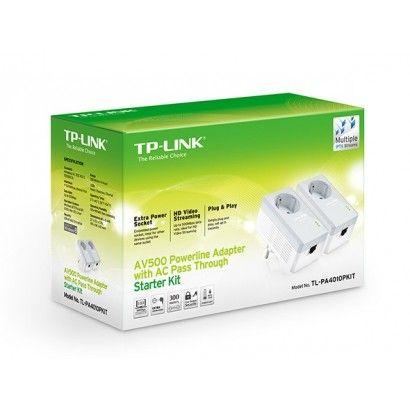 TP-Link TL-PA4010P KIT 2 Powerline