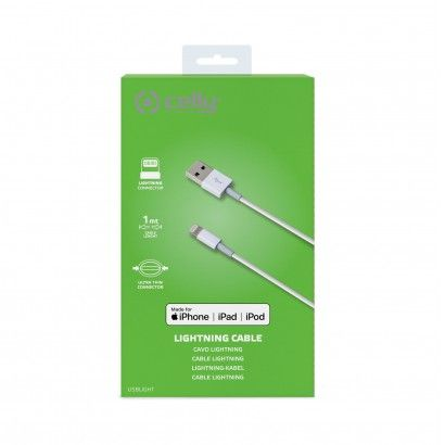USB Lightning MFI Slim Tip