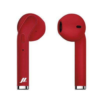 SBS Auricolari Style Wireless Earset Red