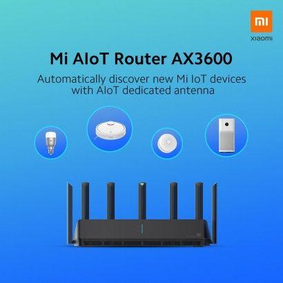 Xiaomi Mi AIoT Router AX 3600