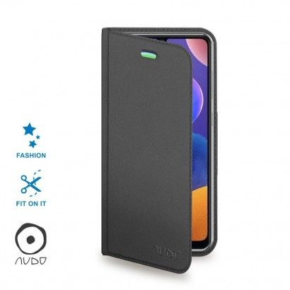 Book Case Eclipse (Nero) per GALAXY A31