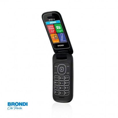 BRONDI Feature phone Stone (Nero) - STONE