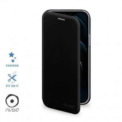 Book Case POD Plus (Nero) per IPHONE 12 PRO MAX (6.7)
