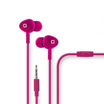 SBS Auricolari stereo in ear Jumper Pink
