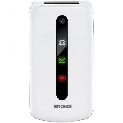 BRONDI Feature phone President (Bianco) - PRESIDENT