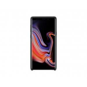 SAMSUNG Silicone Cover per Galaxy Note 9 Nero