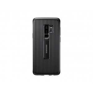SAMSUNG Protective Standing Cover per Galaxy S9 Plus Nero