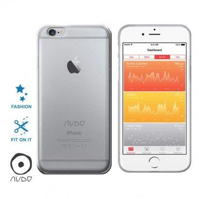 Gel Cover Basic (Trasparente) per IPHONE 6/6S PLUS