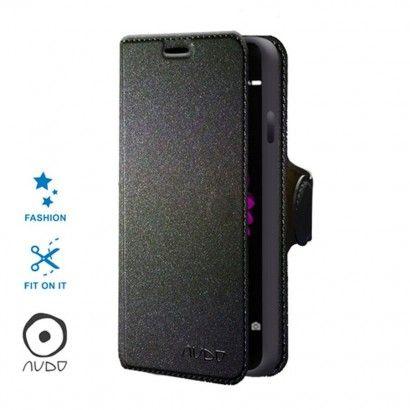 Book Case Essential (Nero) per IPHONE 6/6S PLUS