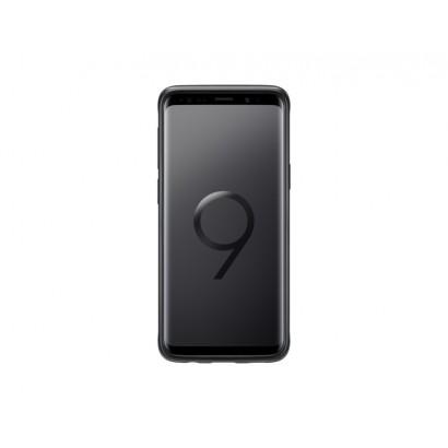 SAMSUNG Protective Standing Cover per Galaxy S9 Nero