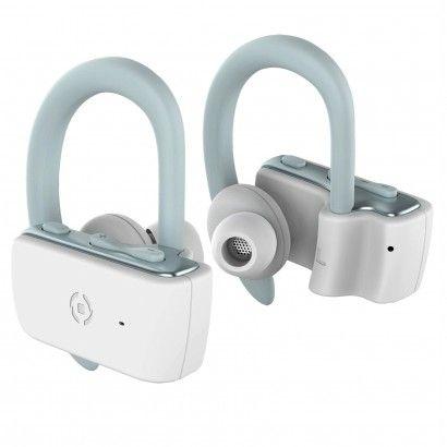 Bluetooth Sport Earphones [True Wireless] White