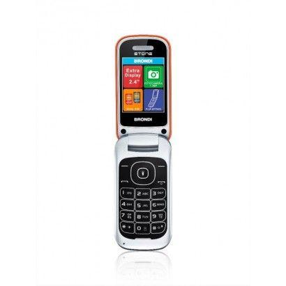 BRONDI Feature phone Stone (Rosso) - STONE