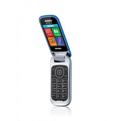 BRONDI Feature phone Stone (Blue) - STONE