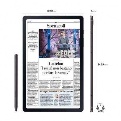 Samsung Galaxy Tab S6 Lite Grey Wi-Fi