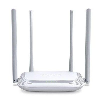Router Mercusys wireless 300Mbps 4 antenne da 5dbi 2.5GHz