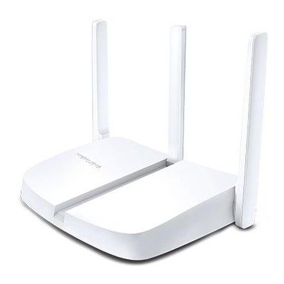 Router Mercusys Wireless 300Mbps 3 antenne da 5dbi 2.4GHz