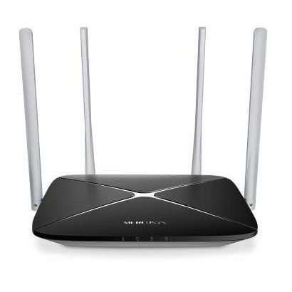 Router Wireless Dual Band AC1200 - Mercusys AC12
