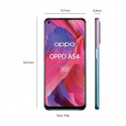 Oppo A54 5G Fluid Purple