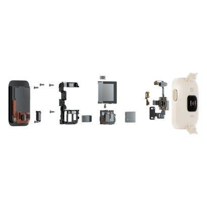 Xiaomi Mi Smart Watch Lite Ivory - Orologio Rilevamento attività