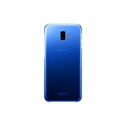 SAMSUNG Gradation Cover per Galaxy J6 Plus Blue