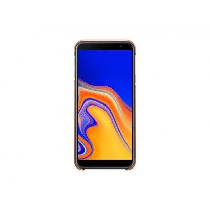 SAMSUNG Gradation Cover per Galaxy J4 Plus Oro