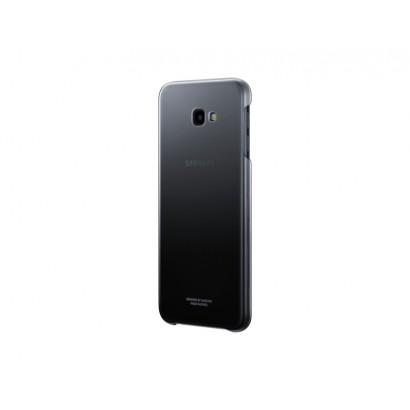 SAMSUNG Gradation Cover per Galaxy J4 Plus Nero