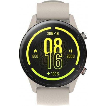 Xiaomi MI Smart Watch Beige - Orologio Rilevam. attività