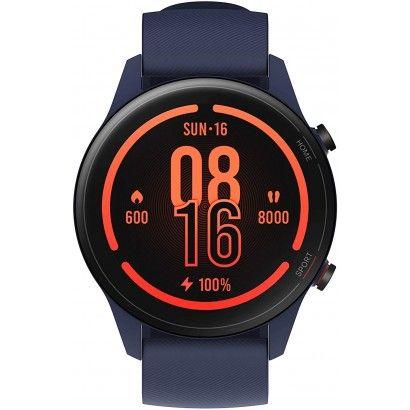 Xiaomi MI Smart Watch Navy Blue - Orologio Rilevam. attività