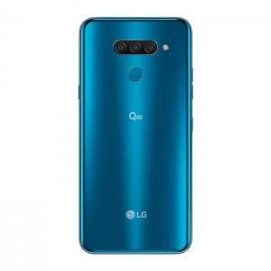 LG Q60 Moroccan Blue - Dual
