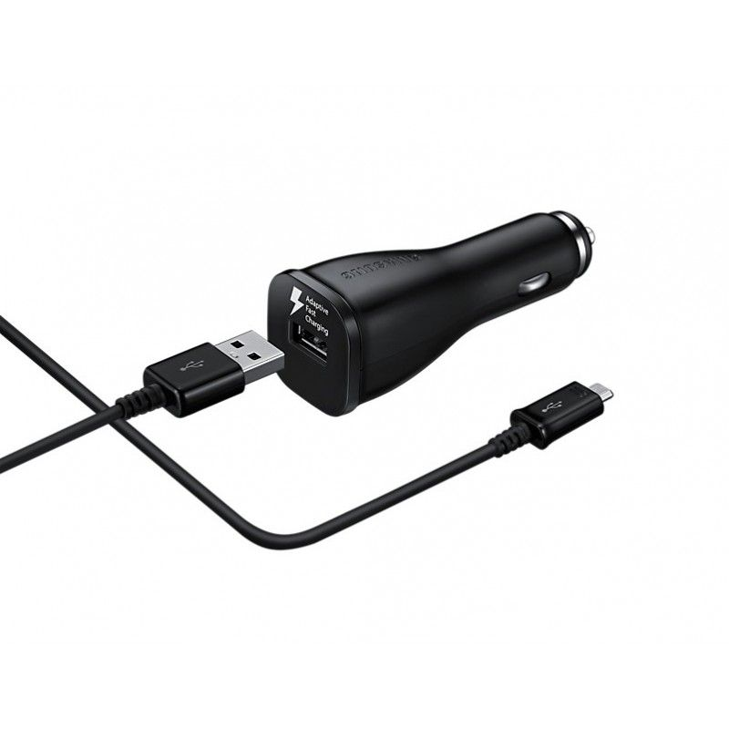 SAMSUNG Car Adapter Fast Charge micro USB