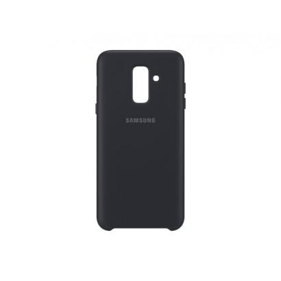 SAMSUNG Dual Layer Cover per Galaxy A6 Plus