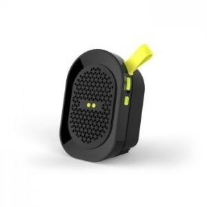MYAXE Speaker Bluetooth Beat Box 3W Verde
